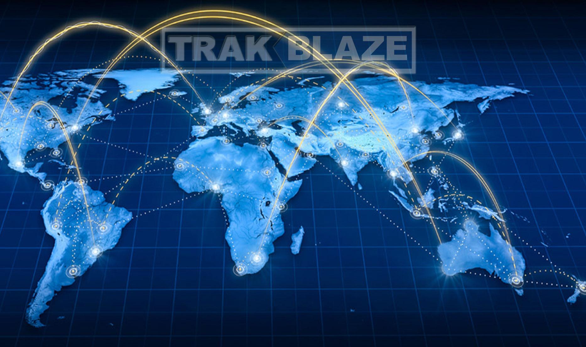 Trakblaze locations