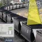 Train Load Volume Scanner by Trakblaze